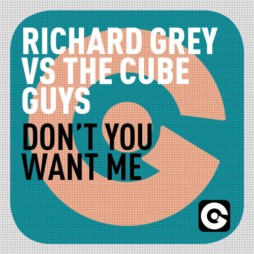 RICHARD GREY vs THE CUBE GUYS 'Don't You Want Me' (The Cube Guys Mix) - [Ego Music] - PREVIEW