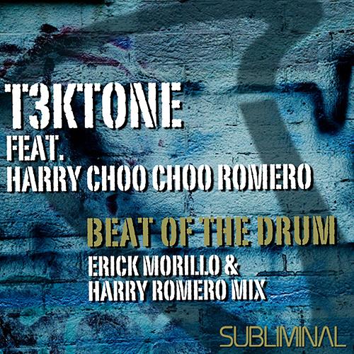 T3KTONE feat. Harry Romero 'Beat Of The Drum' (Erick Morillo and Harry Romero Mix)