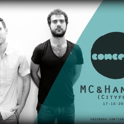 MC&Hammer Podcast #37 - ConcePT [Portugal], October 2012