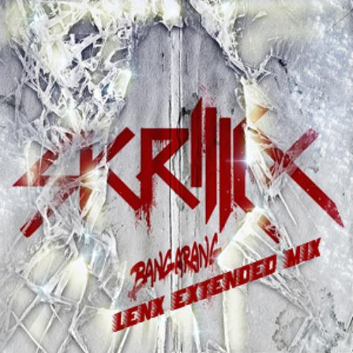 Skrillex - Bangarang (Lenx Extended Mix) 124 BPM