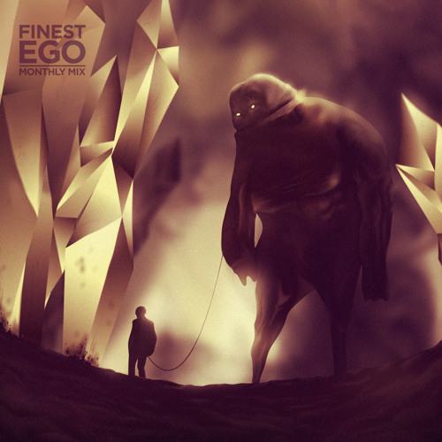 "Finest Ego | Monthly Mix #019 – October 2012: Kidsuke ""Monster Munch Mix"""