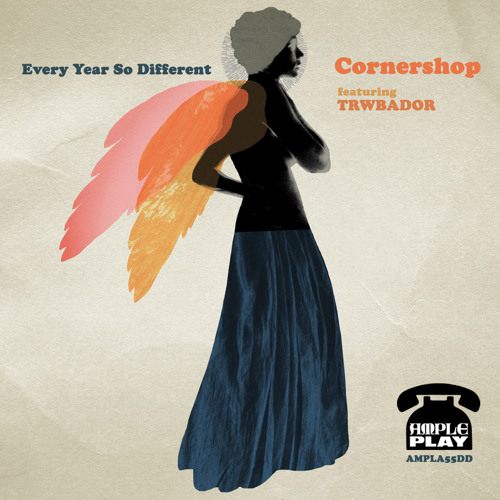 Cornershop featuring TRWBADOR 'Every Year So Different' - ample play records