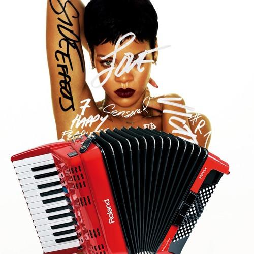 Rihanna - Diamonds (Zicro Accordion Cover Instrumental Remix 2012)