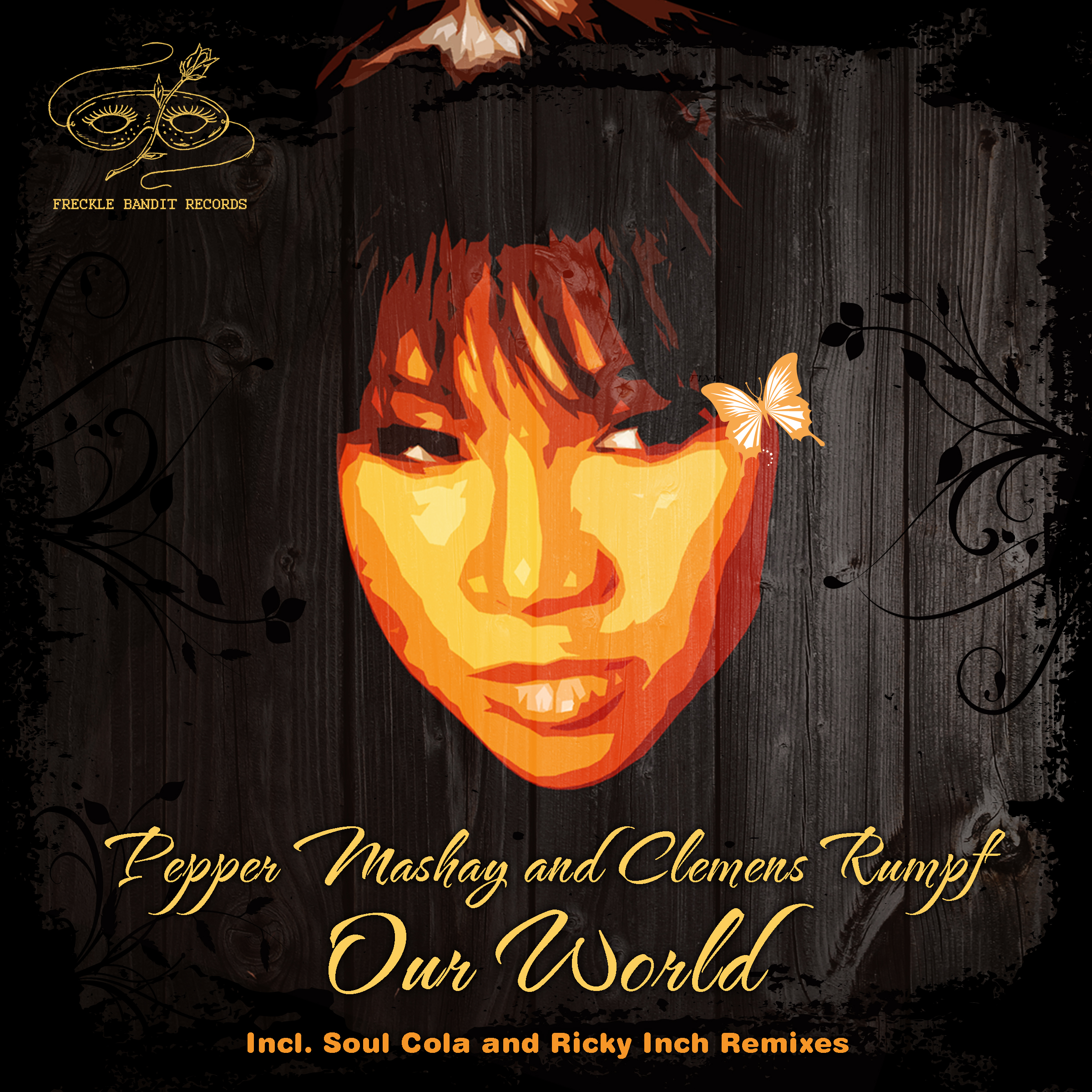 "New Music: Pepper MaShay & Clemens Rumpf: ""Our World"" (CR's Single Lyric Edit)"