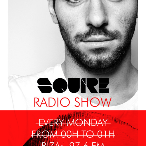 SQUIRE RADIOSHOW @ IBIZA GLOBAL RADIO (29/09/12)