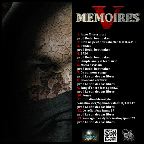 13.Sauvage-V.nasko,Spano27-Mémoires V
