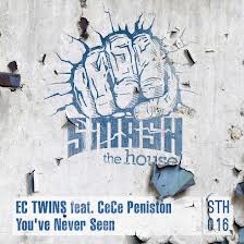 EC Twins Feat.CeCe Peniston - You've Never Seen (Jefferson Gazzineu HardTribe Rework Mix)