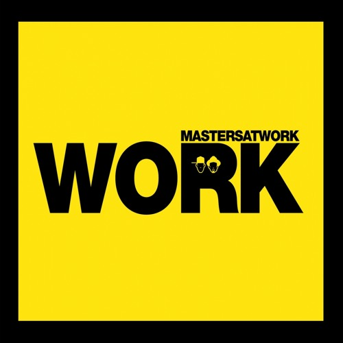 Work with Miami Groove [Ree Man Bootleg] - Master at Work