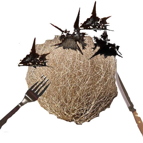 Smeefer - Tumbleweed Salad with Goatheads