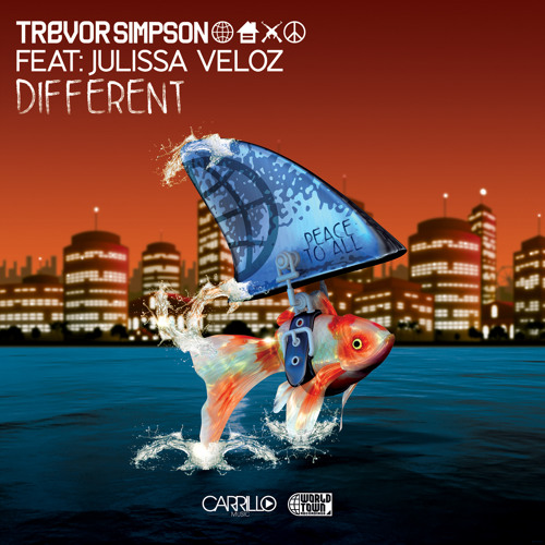 """Trevor Simpson and Julissa Veloz """"Different"""" Out NOW on Beatport!"""