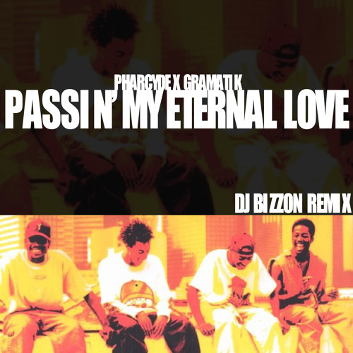 Pharcyde x Gramatik - Passin My Eternal Love (DJ Bizzon Remix)