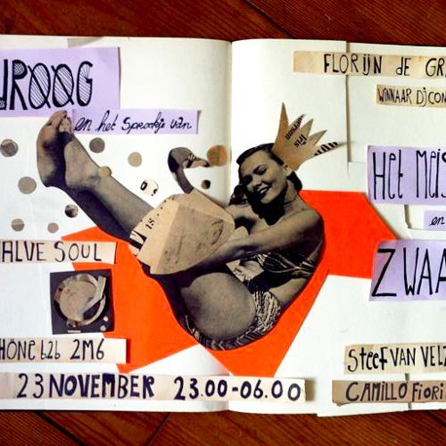 Gijs van Hoogstraten   Drøøg en het Sprookje van het Meisje & de Zwaan   DJ CONTEST