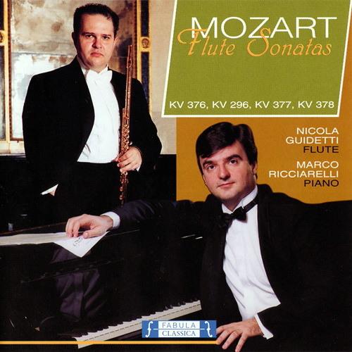 W.A. Mozart: Sonata in F major. KV 376 - Allegro