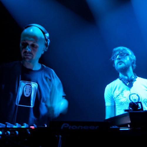 "Sergey Sanchez & Anton Kubikov ""Back2back"" @ Propaganda Club 25.10.2012"