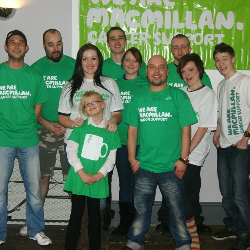 Macmillan In the Mix By MR CRF