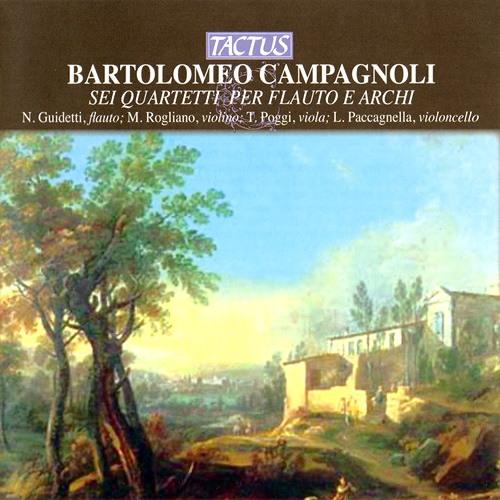 B. Campagnoli: Quartetto n.6 in Si b.magg.  Allegro - Rondò