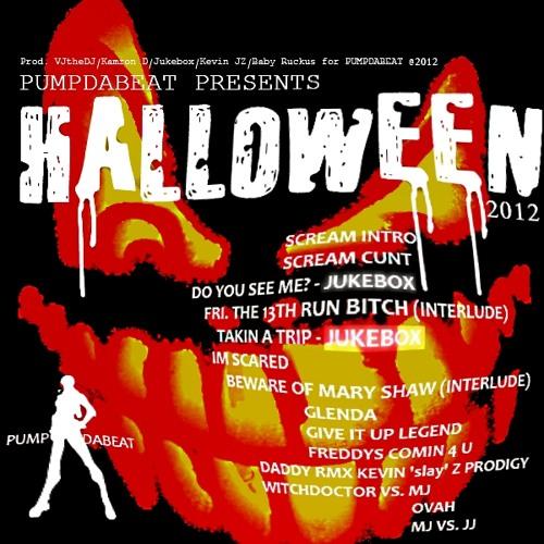 PUMPDABEAT presents Halloween 2012
