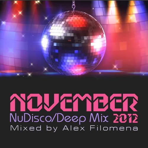 November Nu Disco & Deep House Mini Mix Teaser (Free download for facebook fans)