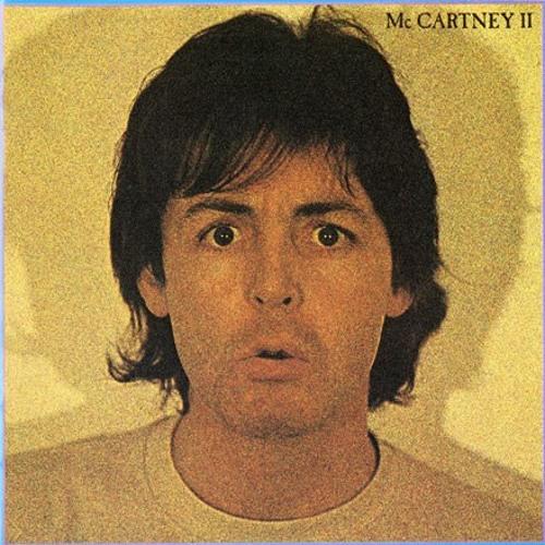 Temporary Secretary [Taken From 'McCartney II']