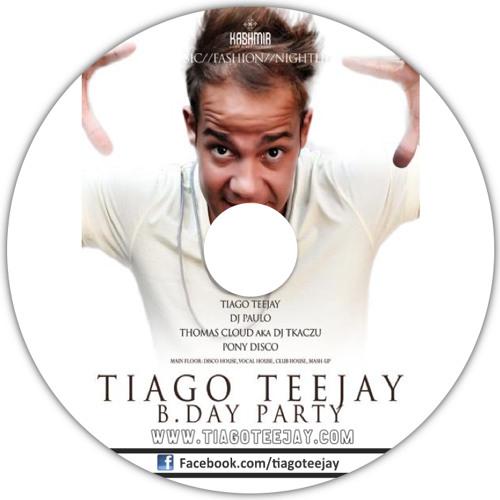 Tiago Teejay - Kashmir Sosnowiec B.Day Set (Disco House/Vocal House)
