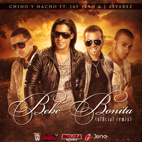 J Alvarez C & N Jay Sean - Bebe Bonita Merengue Electronico Prod. Warnermix Jesus Sanchez & Wall