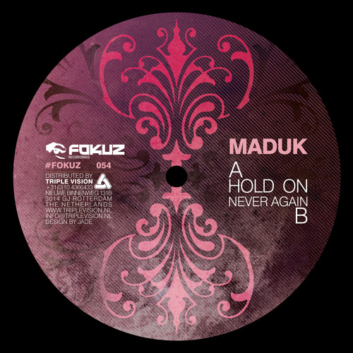 Maduk - Hold On (Preview) [Out Now!]
