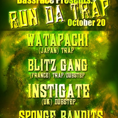 Blitz Gang - Bassface Radio Mix 20/10/2012