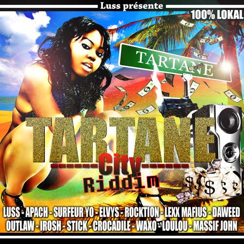 06. AH WEH !! - Crocadile Feat Rocktion [Tartane City Riddim]