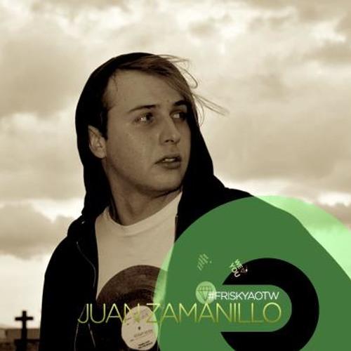 Juan Zamanillo Frisky Radio Artist of the Week October 2012