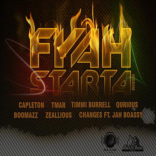 Fyah Starta Riddim (Instrumental)