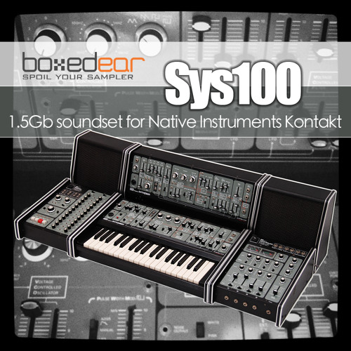 Boxed Ear Sys100 Demos
