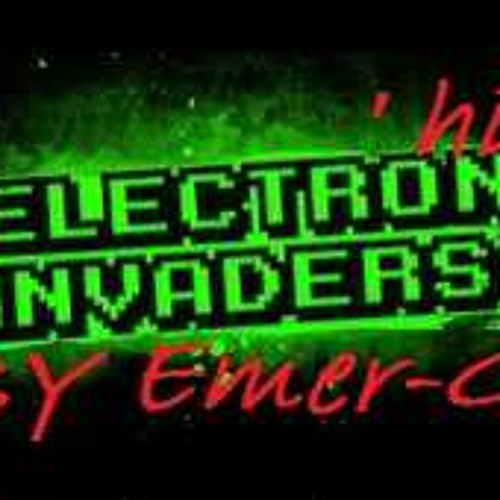 - Electron X Invaders - By EMER-G