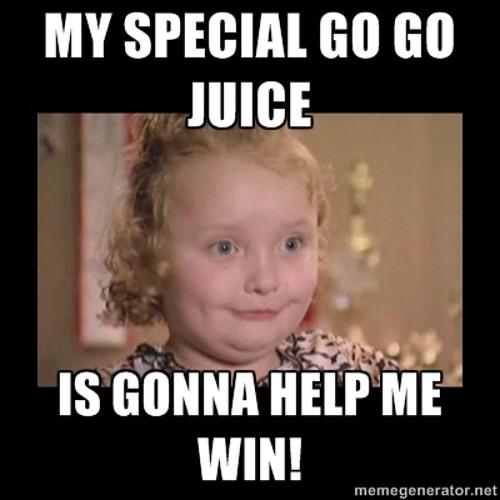 GO GO JUICE