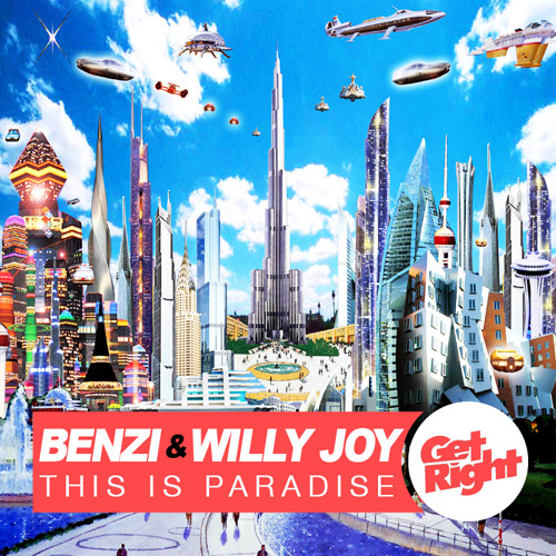 Benzi & Willy Joy - This Is Paradise