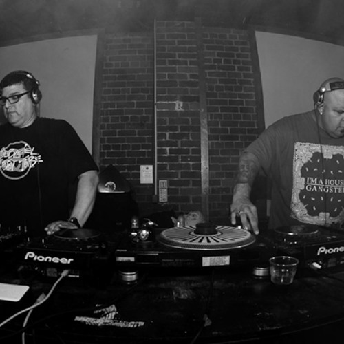 DJ SNEAK & DOC MARTIN @ MINTWAREHOUSE LEEDS UK - Sep 8, 2012
