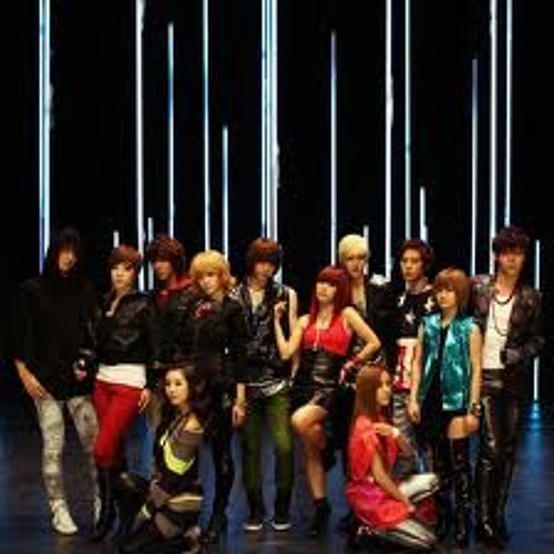 T-ARA(Time To Love)