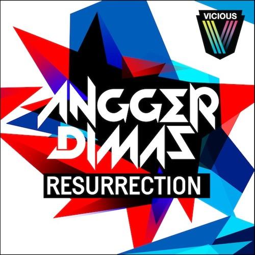Angger Dimas - Resurrection (Original Mix)