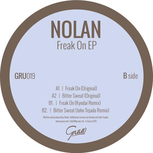 Nolan - Bitter Sweat [GRUUV]