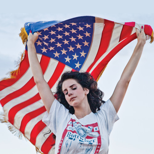 Lana Del Rey - Blue Velvet (Lindstrom Remix)