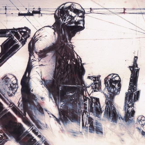Skull Bludgeon & Naveh - Verbal Hurricane (hardy prod.)