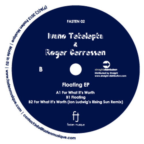 Ivano Tetelepta & Roger Gerressen - For What It's Worth(Ion Ludwig's Rising Sun Remix) Preview