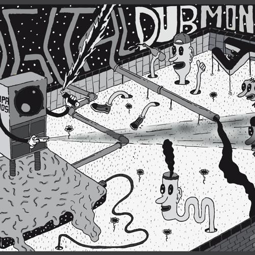 Capacho Sound - Digital Dub Monster Vol.4
