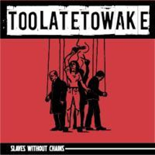Too Late To Wake - Mother Rage (2012©)