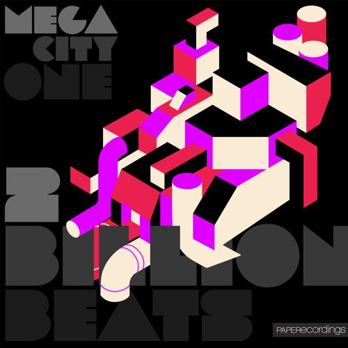 2 Billion Beats - Mega City One (Original)112kbps