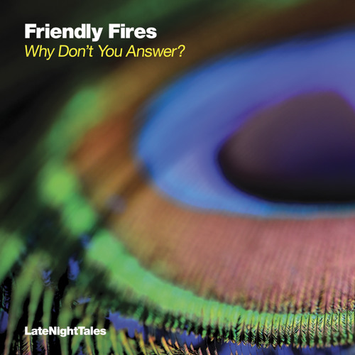 Friendly Fires - Why Won't You Answer (Jay Shepheard Dub)