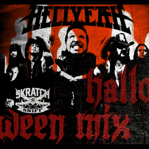 SKRATCH N SNIFF's HELLYEAH Halloween Mix 2012