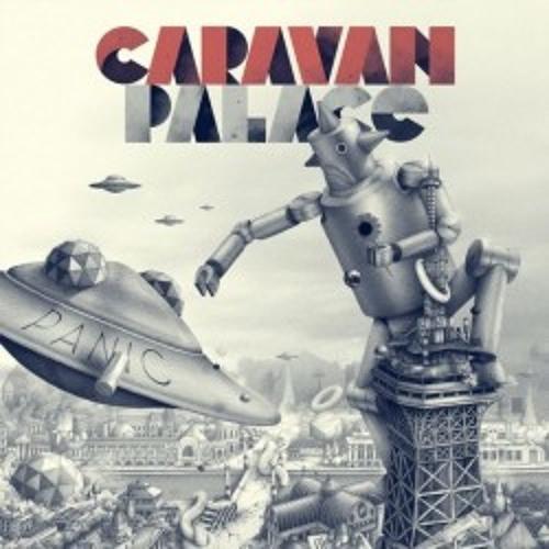 Rock It For Me - Caravan Palace (BrokinPaper Remix)