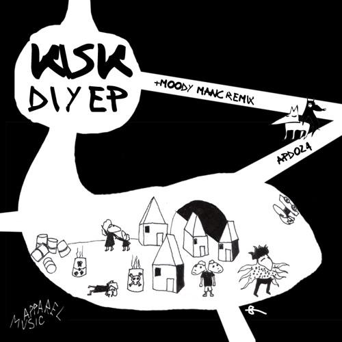 Kisk - DIY2 (Moodymanc Remix)
