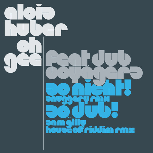 Alois Huber & oh gee feat. Dub Voyagers - so..nicht!