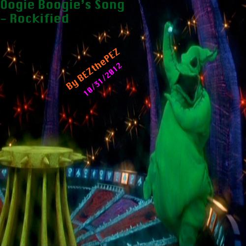 Oogie Boogie's Song - Rockified